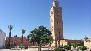 【モロッコ ホテル】マラケシュのお手軽ホテル