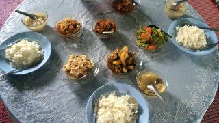 【ミャンマー グルメ】ミャンマーの家庭料理