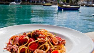 地元の料理が食べれる!マルタのおすすめレストラン5選