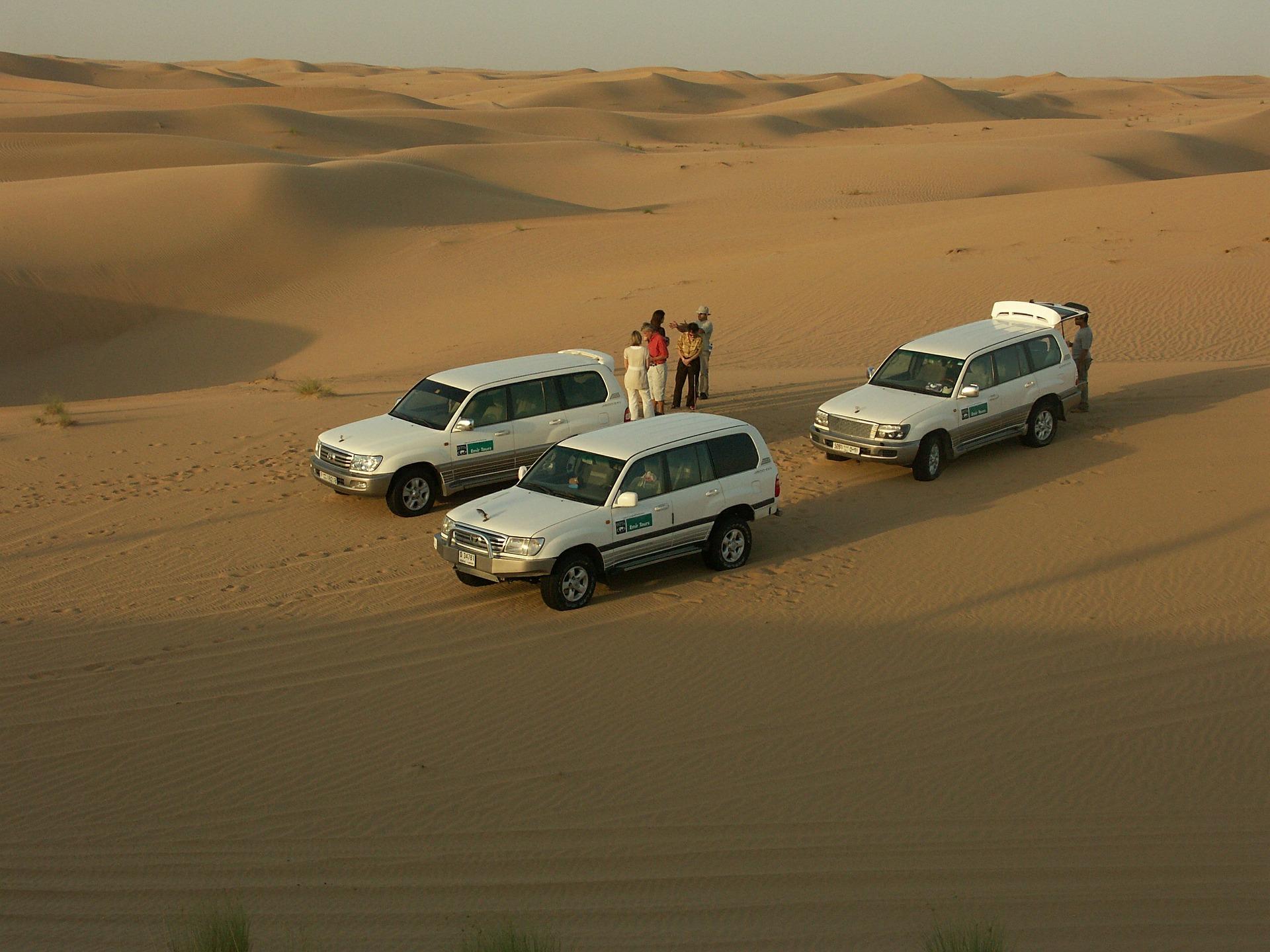ドバイ観光!1週間で十分に満喫できるおすすめ観光スポット